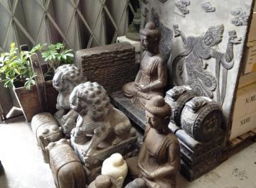 Wood & Stone Carving