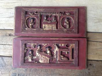 Pair of Door / Window Panels