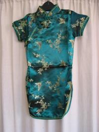 Childs Chinese Qipao (Dress)