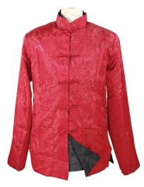 Reversible Kung Fu Jacket 30% off
