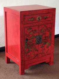 Hand Painted Bedside Cabinet (40% off)